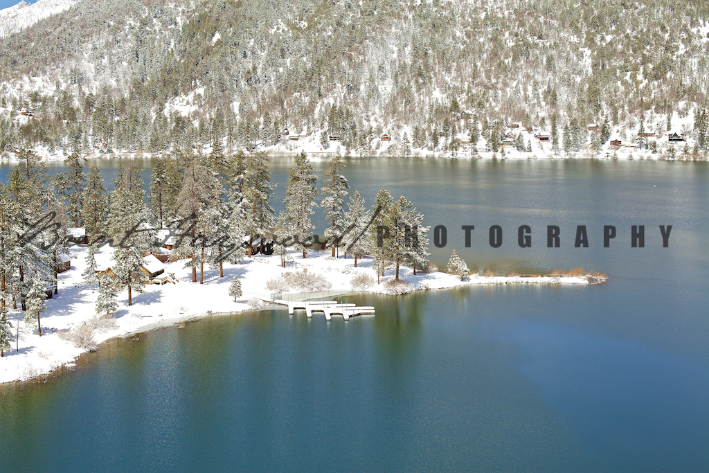 Big Bear Aerial Photo 190