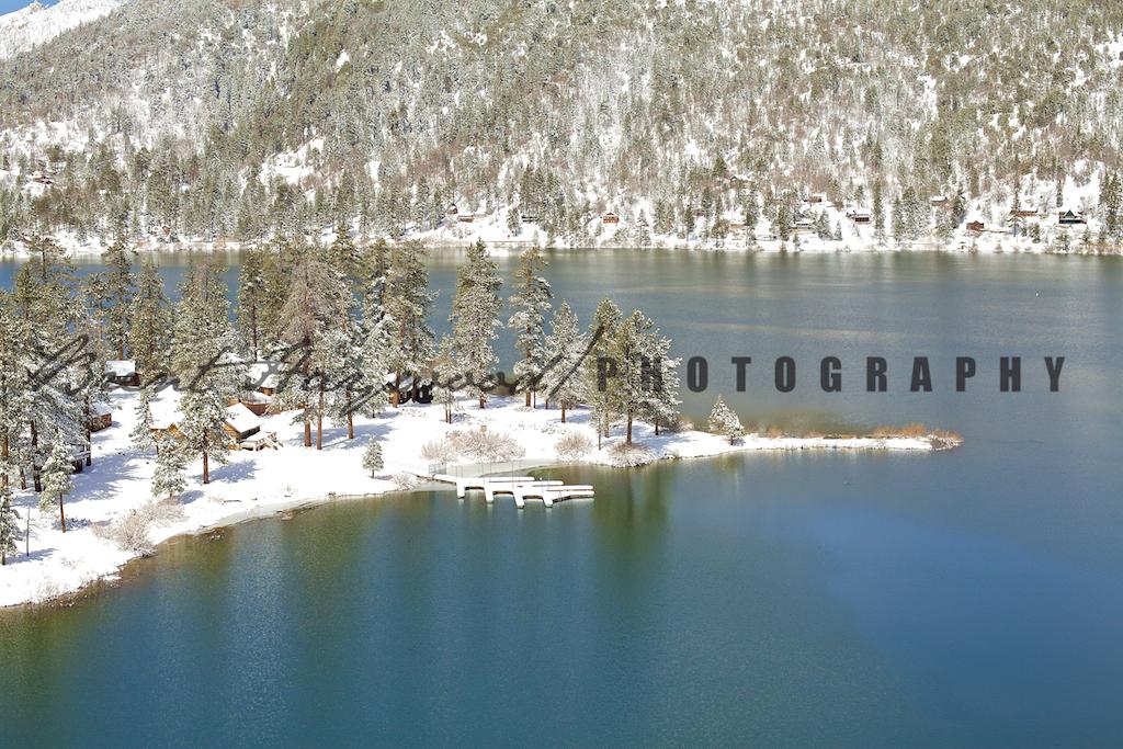 Big Bear Aerial Photo 190