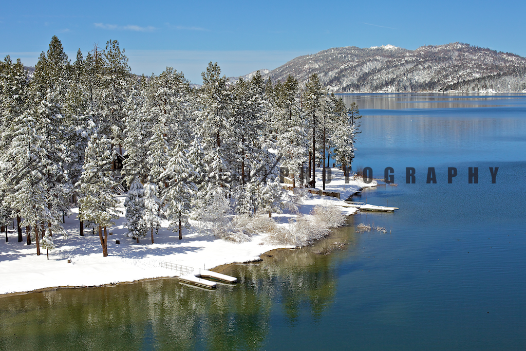 Big Bear Aerial Photo 401