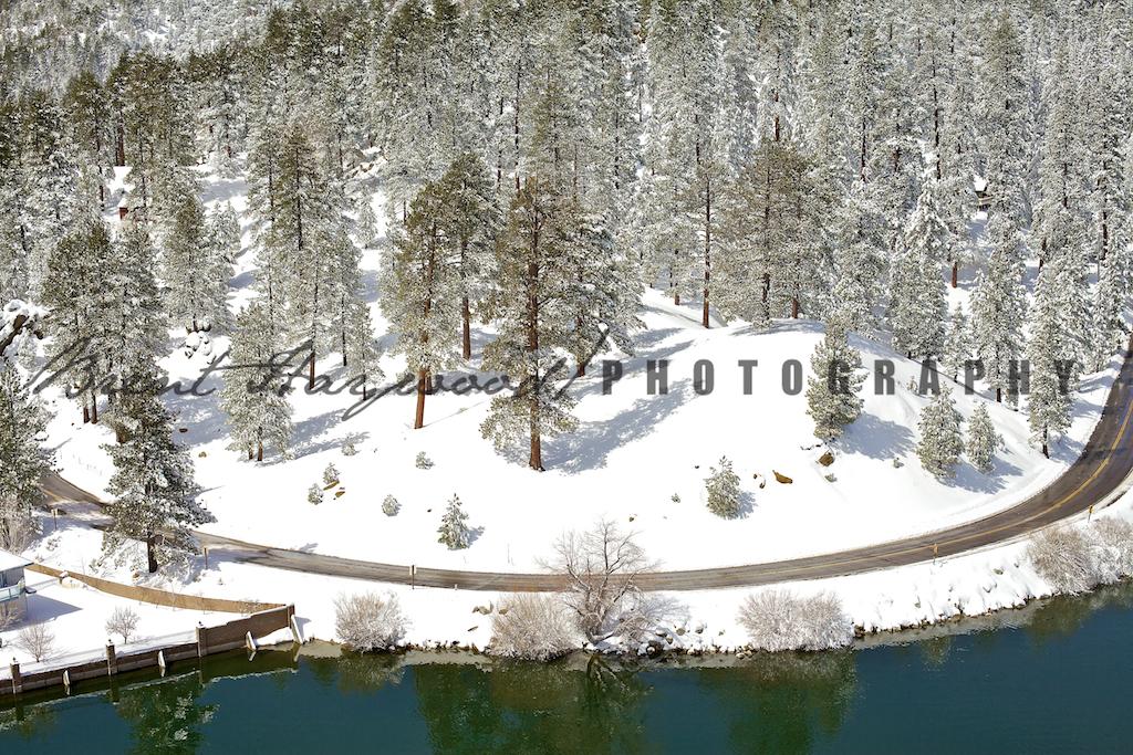 Big Bear Aerial Photo 136