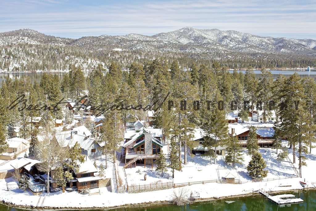 Big Bear Aerial Photo 307