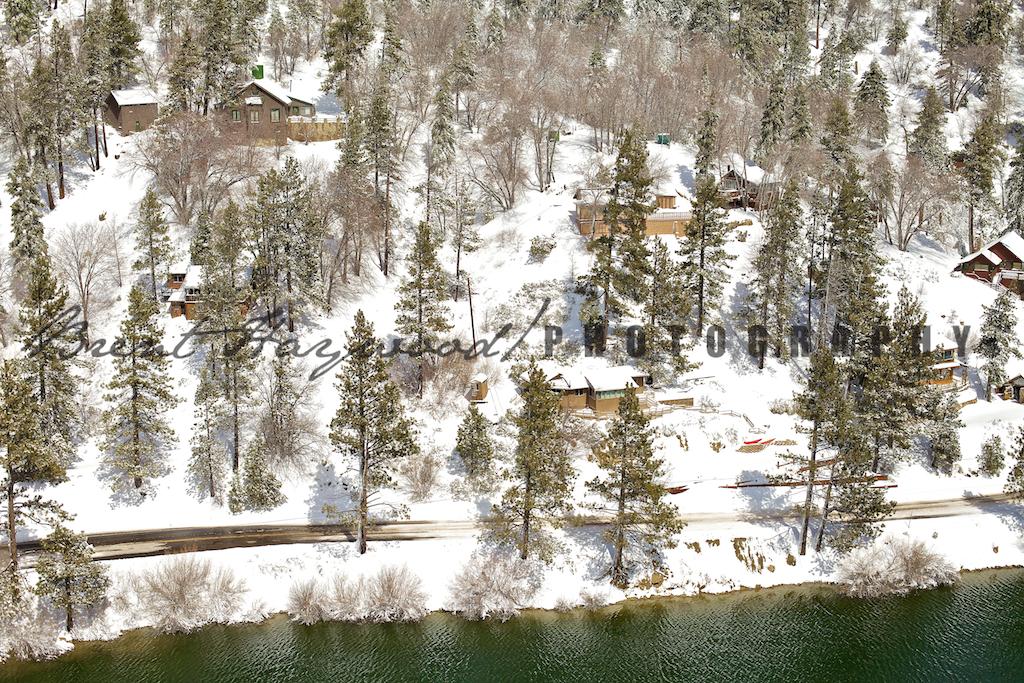 Big Bear Aerial Photo 165