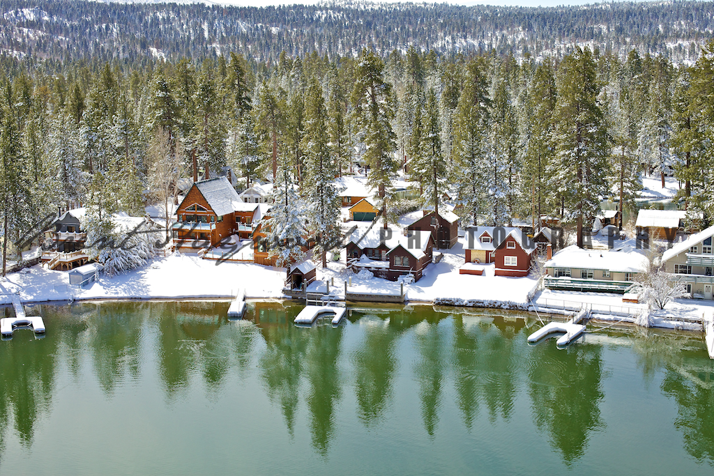 Big Bear Aerial Photo 339
