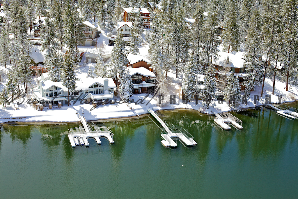 Big Bear Aerial Photo 215