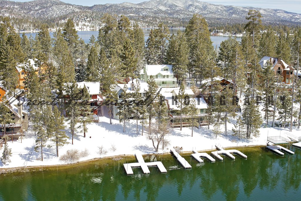 Big Bear Aerial Photo 251