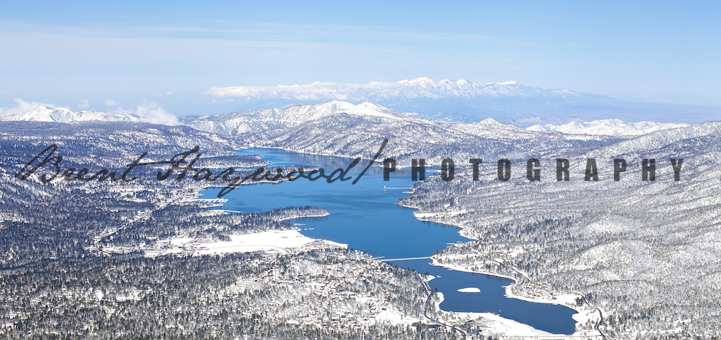 Big Bear Aerial Photo 11
