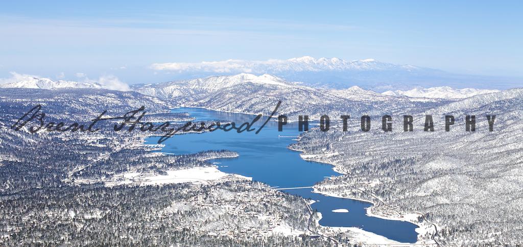 Big Bear Aerial Photo 11
