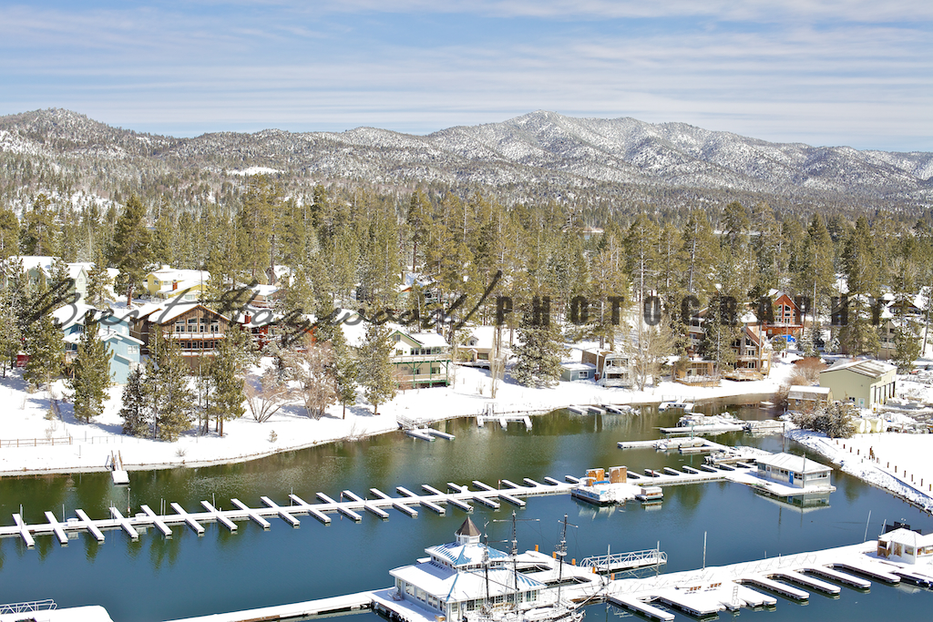 Big Bear Aerial Photo 294
