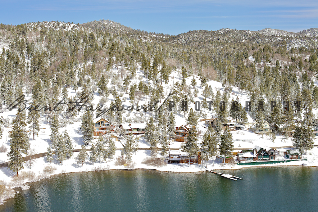 Big Bear Aerial Photo 118