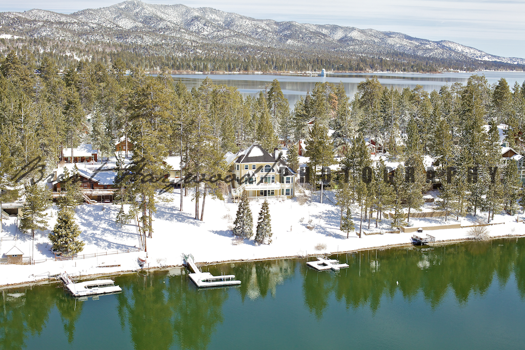 Big Bear Aerial Photo 306
