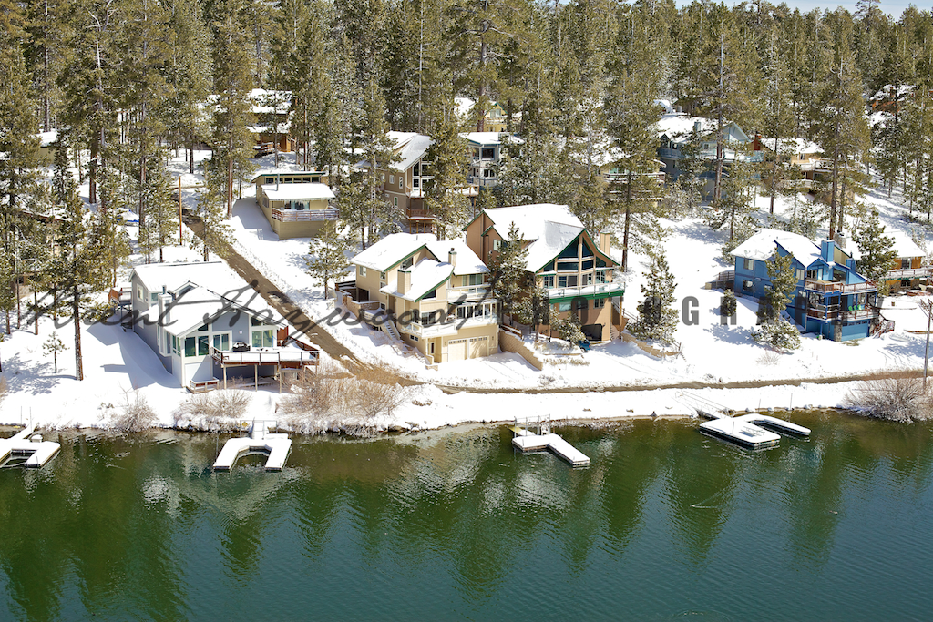 Big Bear Aerial Photo 242