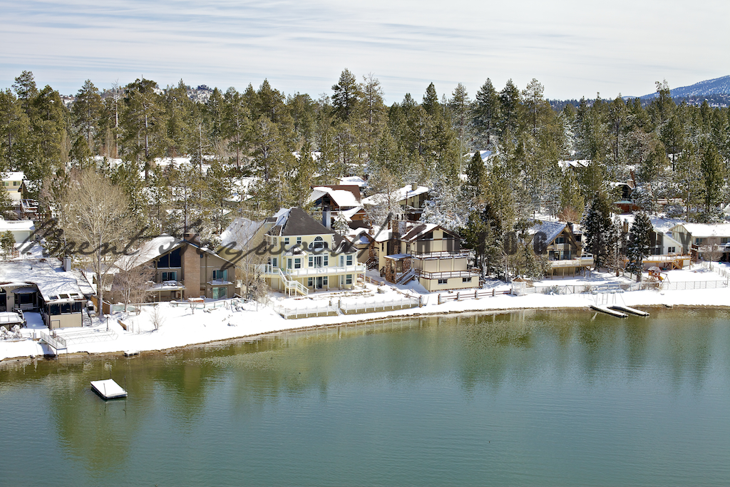 Big Bear Aerial Photo 388