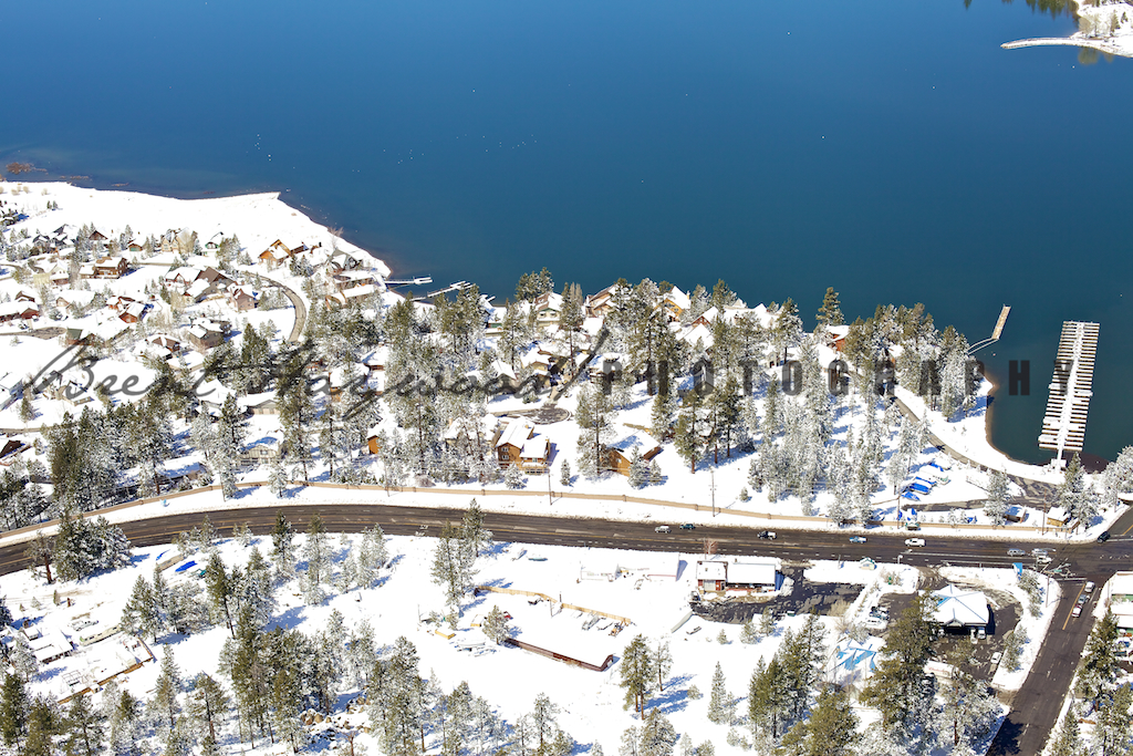 Big Bear Aerial Photo 41