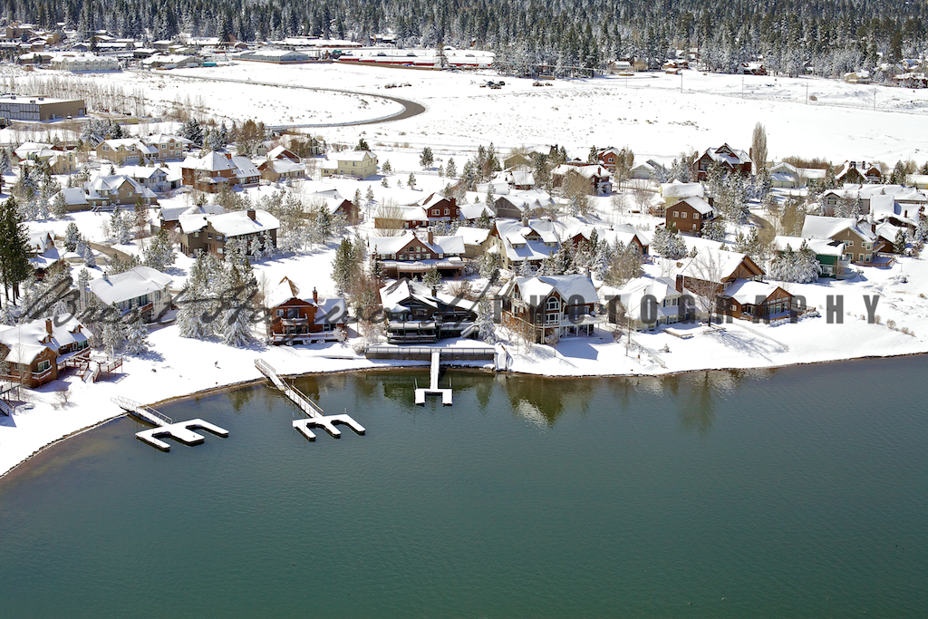 Big Bear Aerial Photo 419