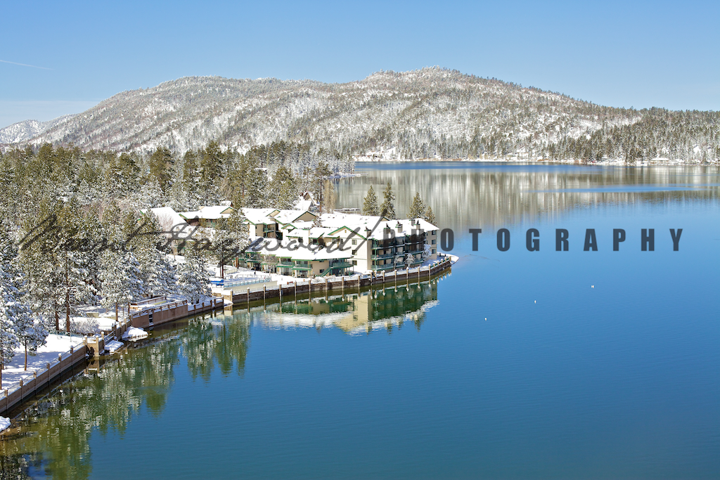 Big Bear Aerial Photo 349