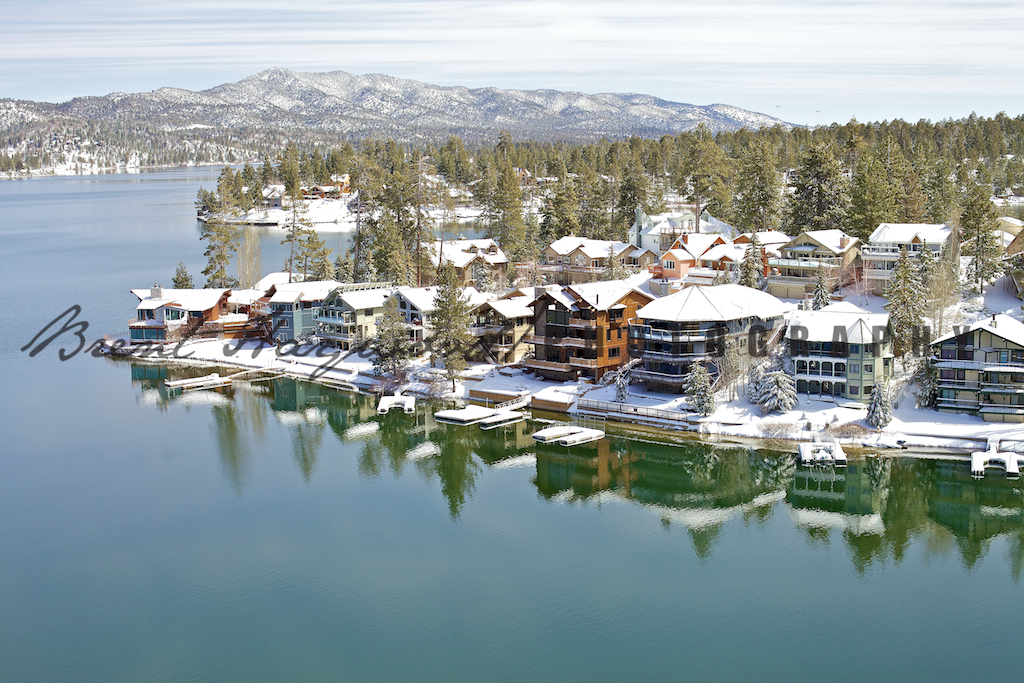 Big Bear Aerial Photo 195