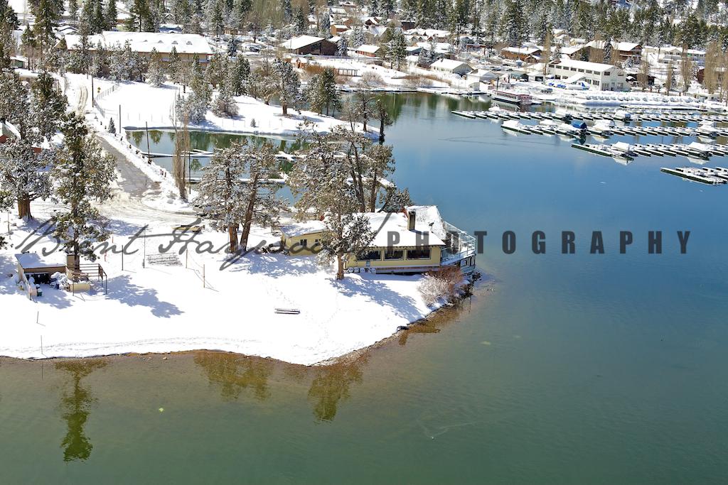 Big Bear Aerial Photo 384
