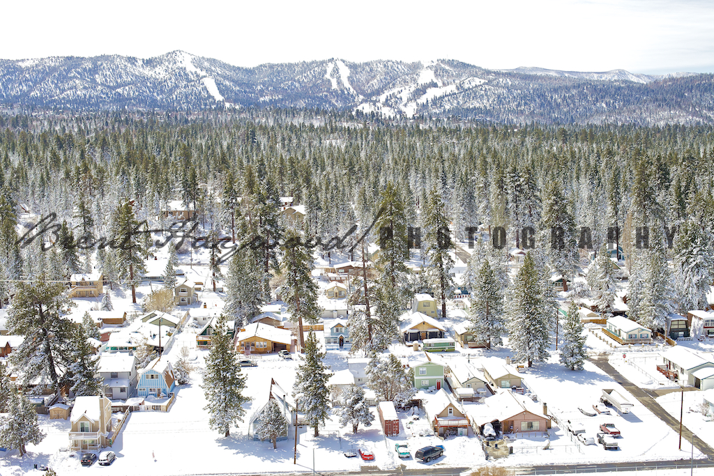 Big Bear Aerial Photo 431