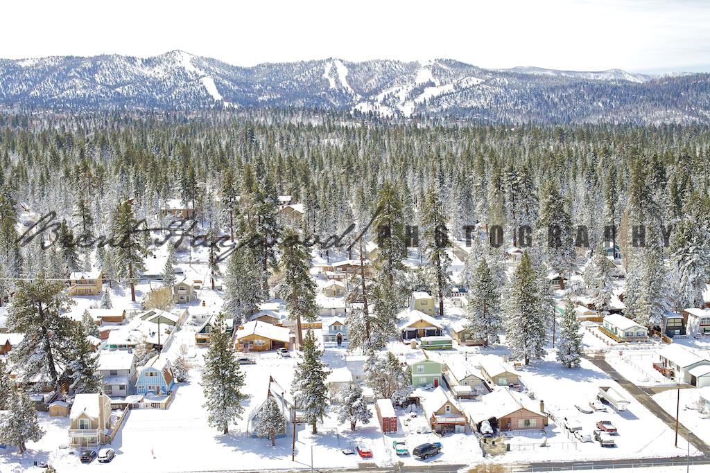 Big Bear Aerial Photo 431