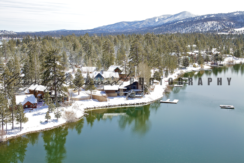 Big Bear Aerial Photo 312