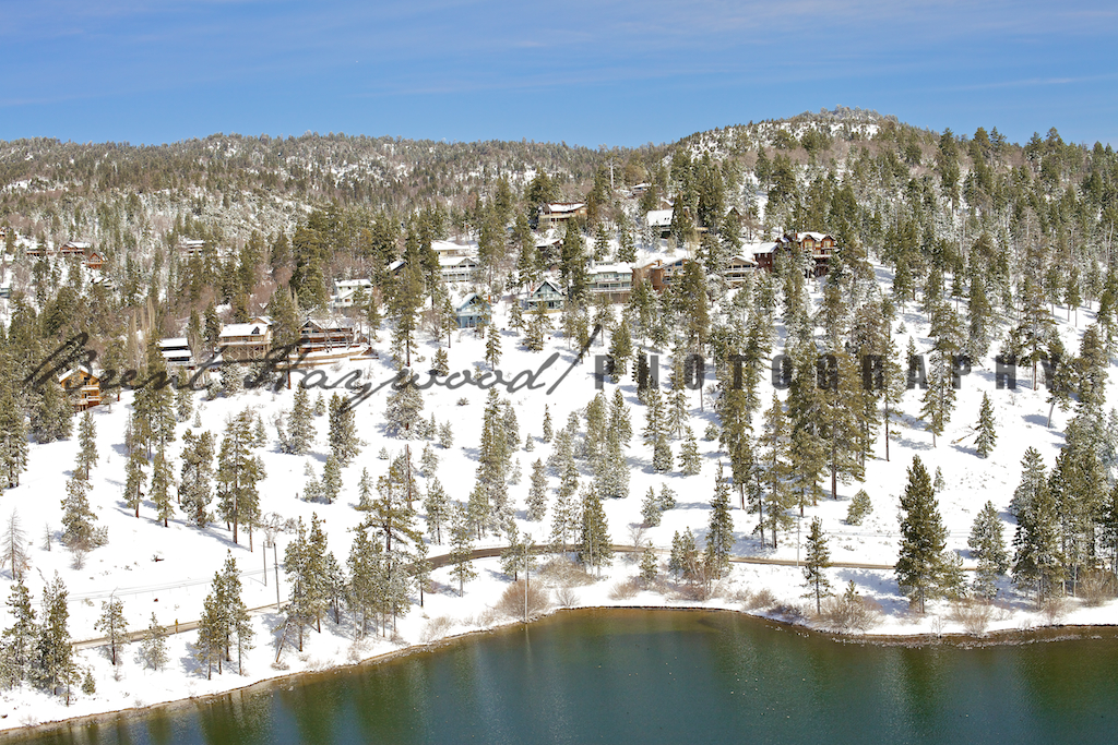 Big Bear Aerial Photo 121