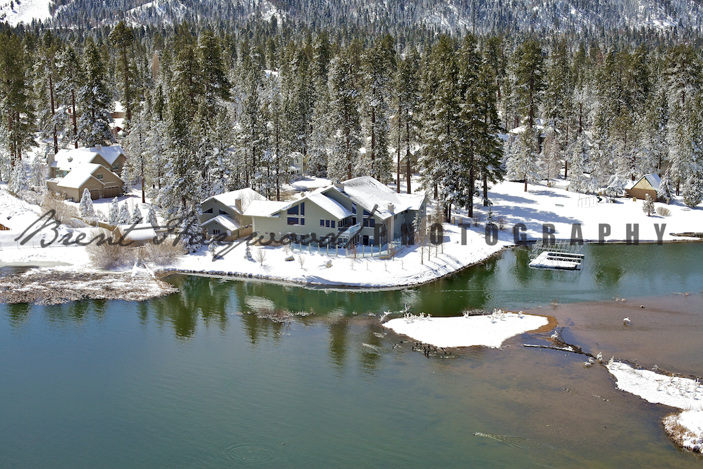 Big Bear Aerial Photo 412