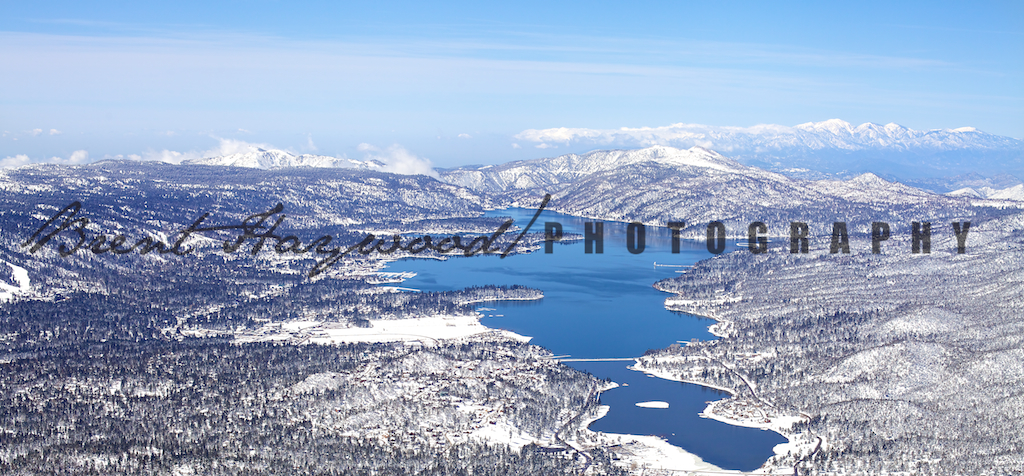 Big Bear Aerial Photo 9