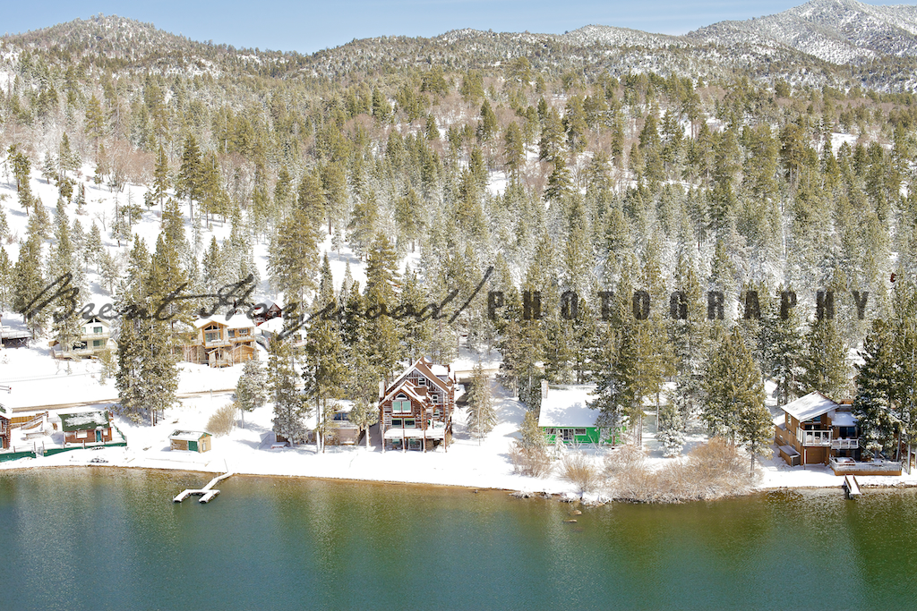 Big Bear Aerial Photo 116