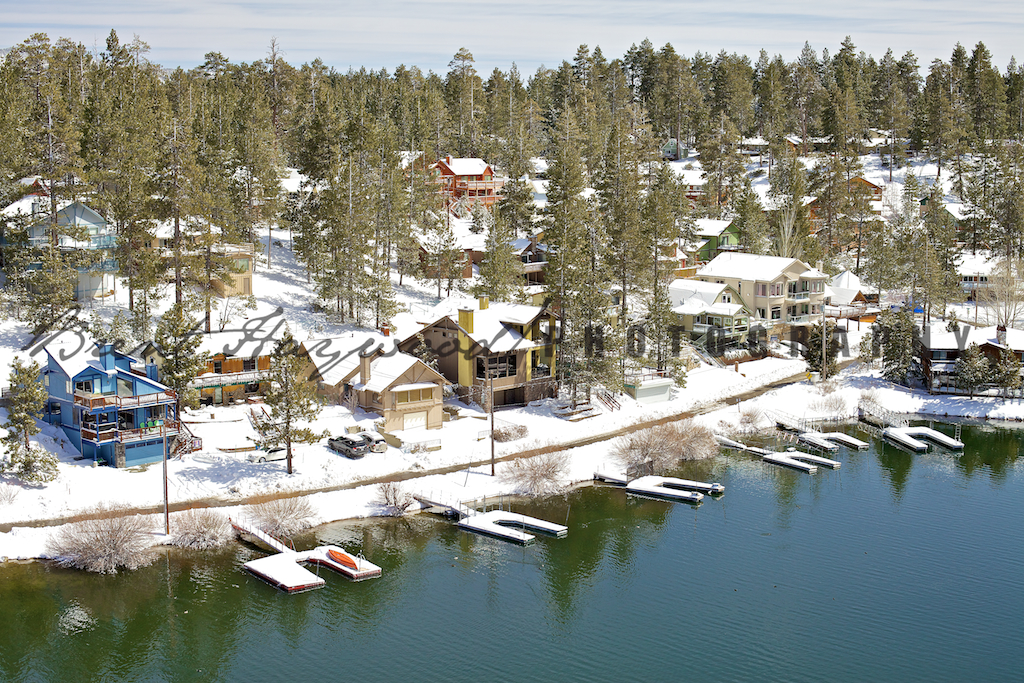 Big Bear Aerial Photo 240