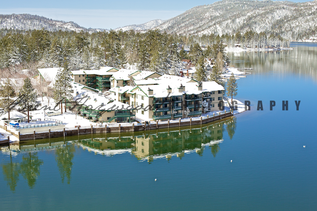 Big Bear Aerial Photo 344