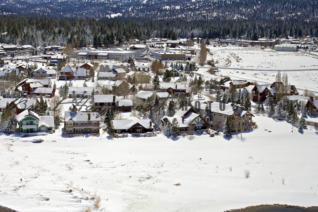 Big Bear Aerial Photo 414