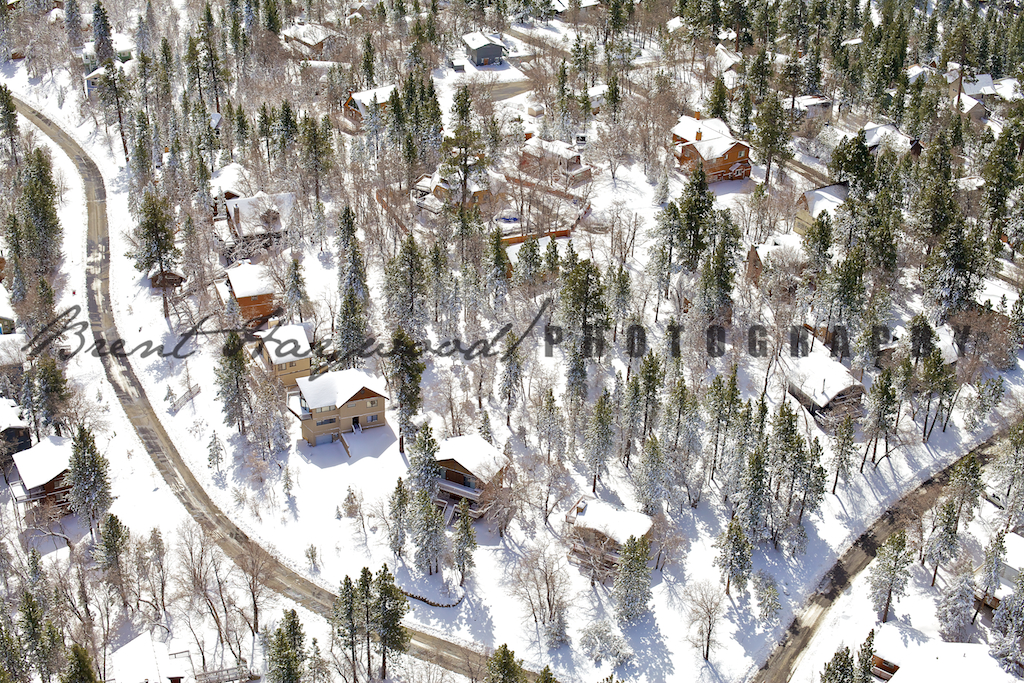 Big Bear Aerial Photo 83