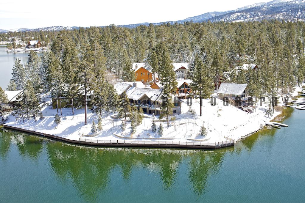 Big Bear Aerial Photo 254