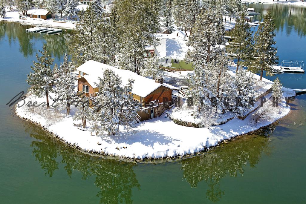 Big Bear Aerial Photo 359