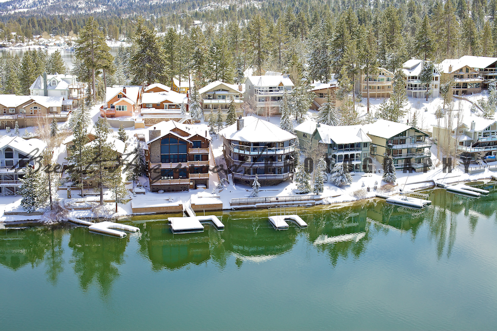 Big Bear Aerial Photo 201