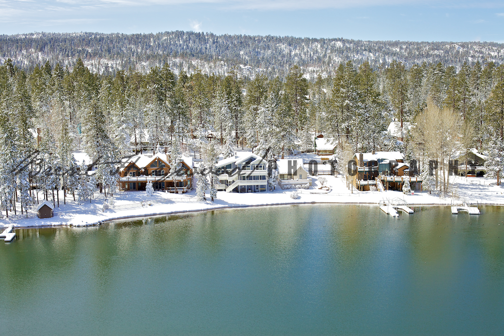 Big Bear Aerial Photo 351