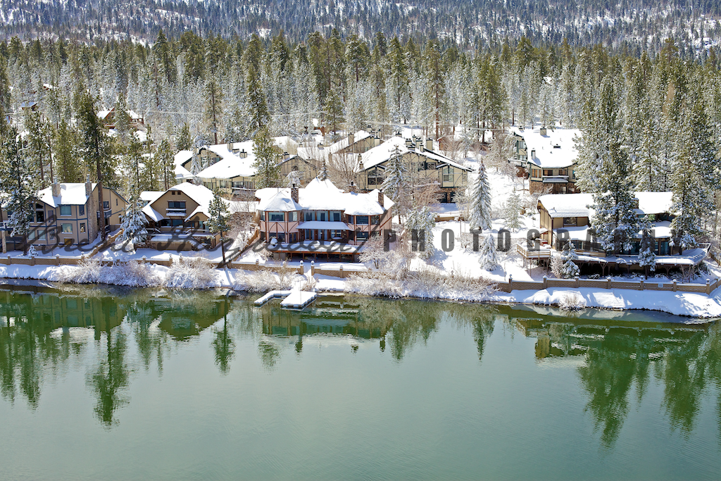 Big Bear Aerial Photo 330