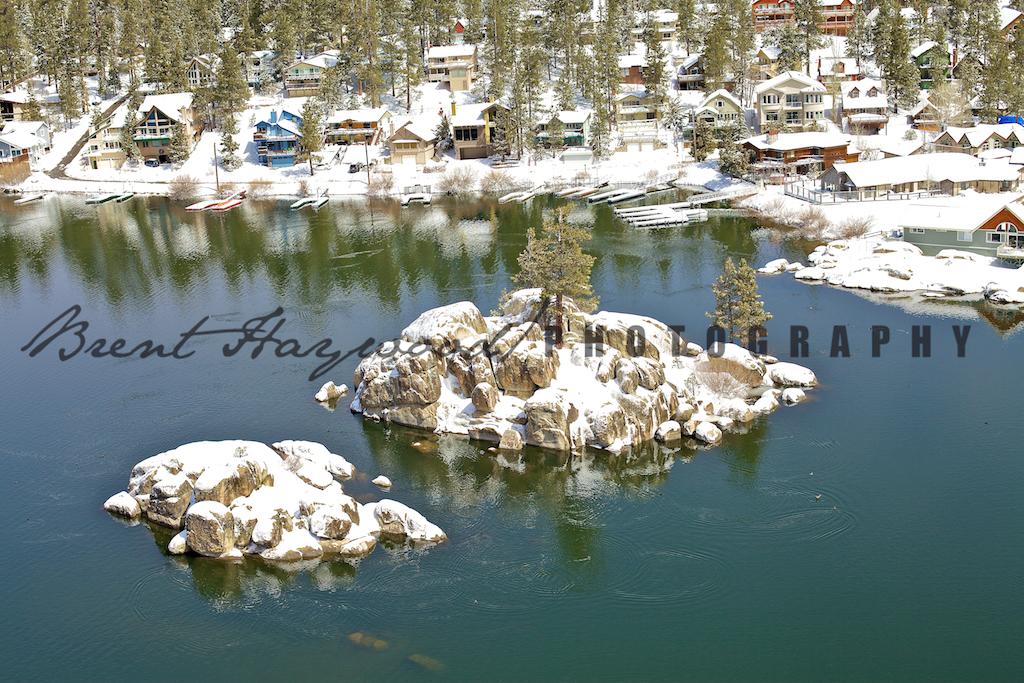 Big Bear Aerial Photo 235