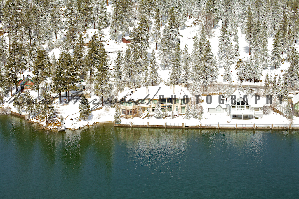 Big Bear Aerial Photo 144