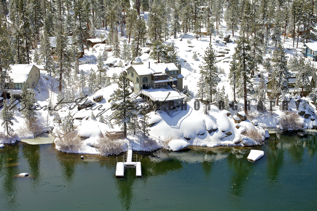Big Bear Aerial Photo 221