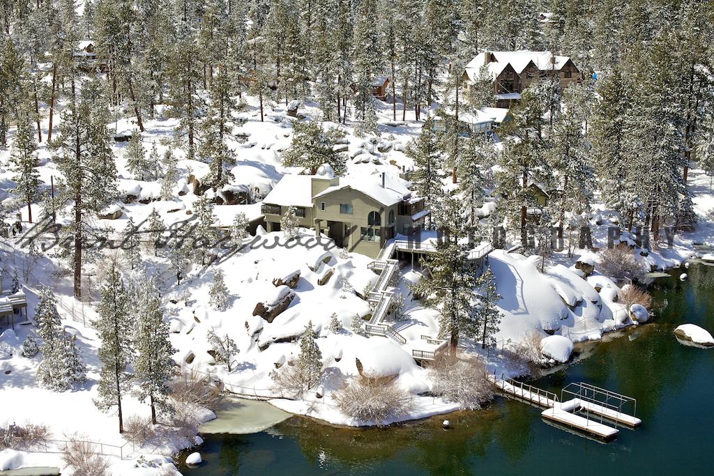Big Bear Aerial Photo 223