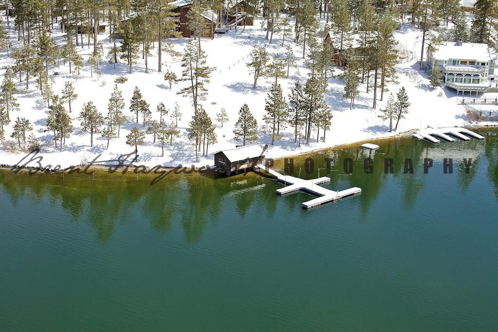 Big Bear Aerial Photo 248