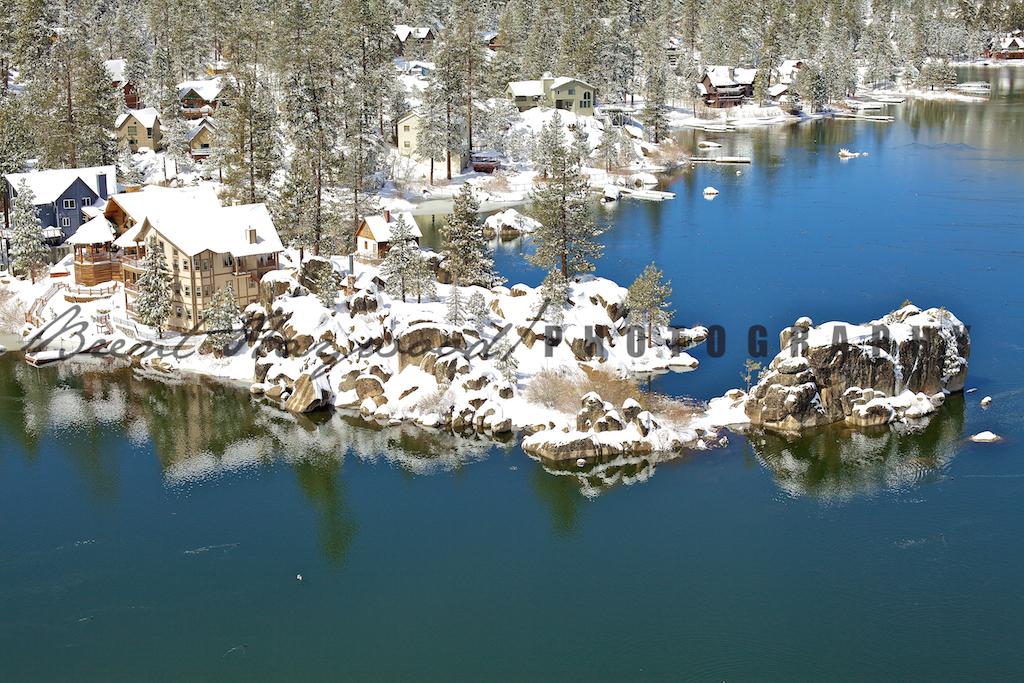 Big Bear Aerial Photo 228