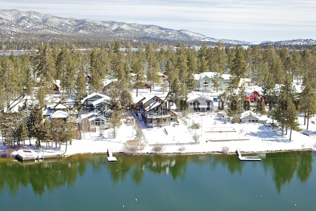 Big Bear Aerial Photo 299