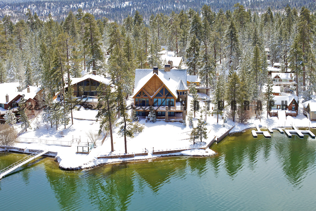 Big Bear Aerial Photo 267