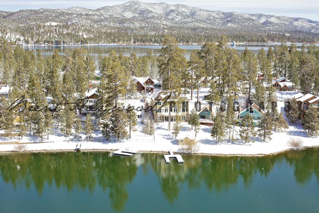 Big Bear Aerial Photo 301