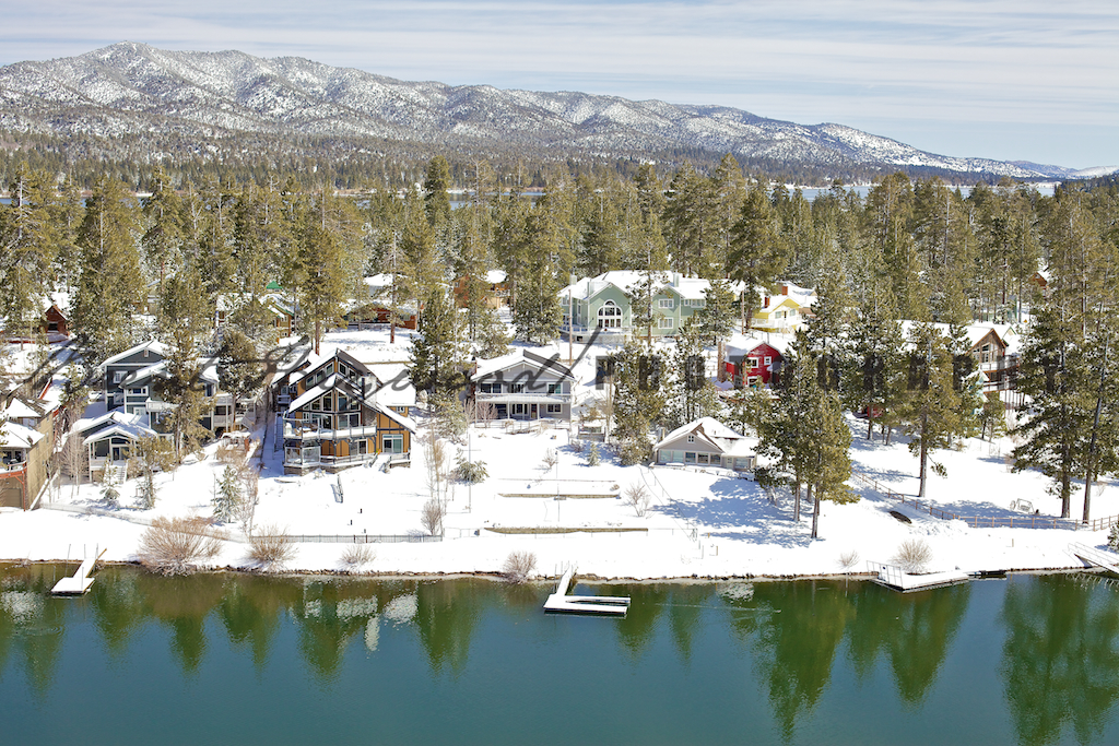 Big Bear Aerial Photo 298