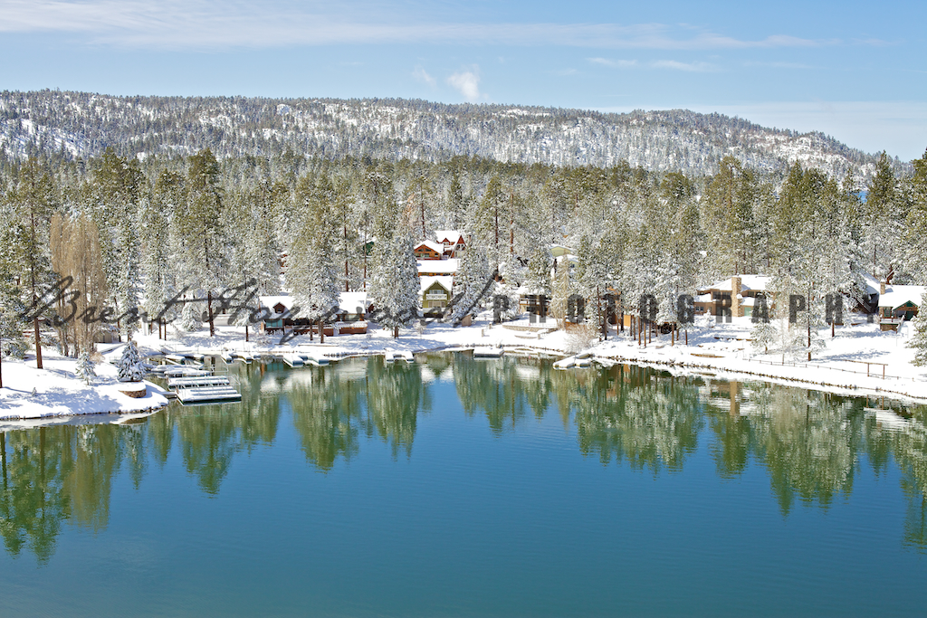 Big Bear Aerial Photo 325