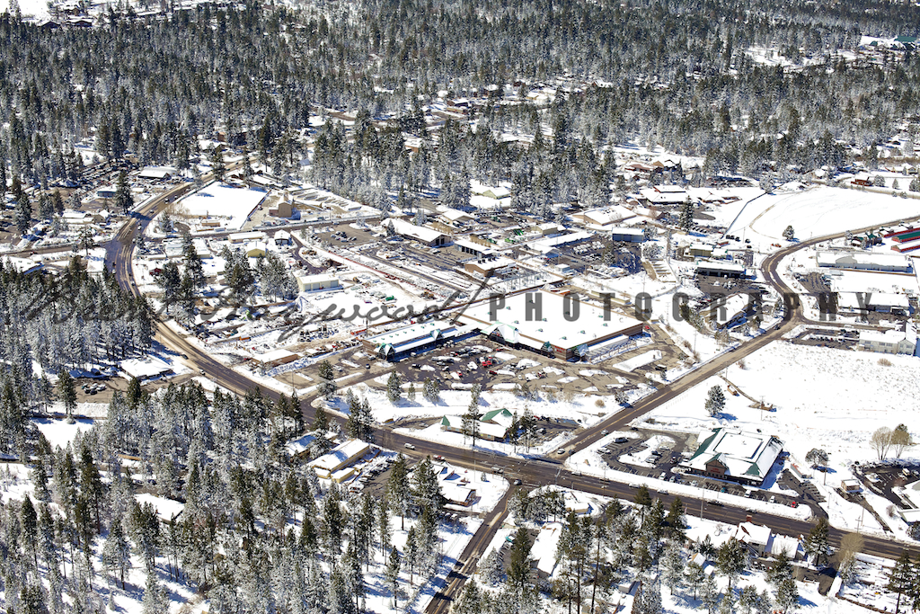 Big Bear Aerial Photo 46