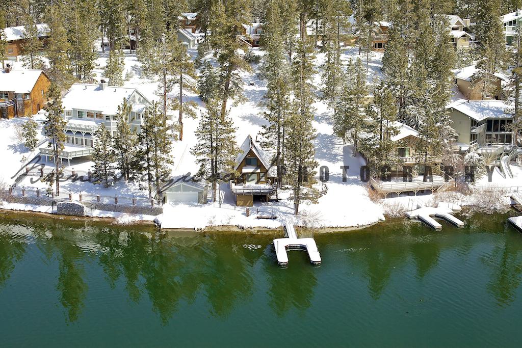 Big Bear Aerial Photo 245